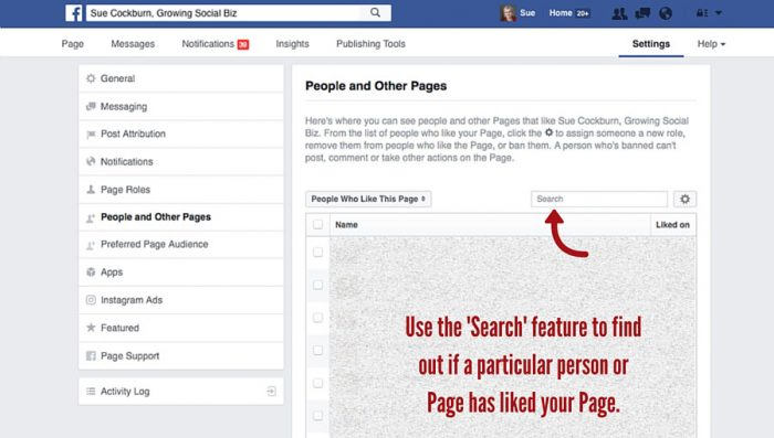 How to Know the People Who Like Your Facebook Page
