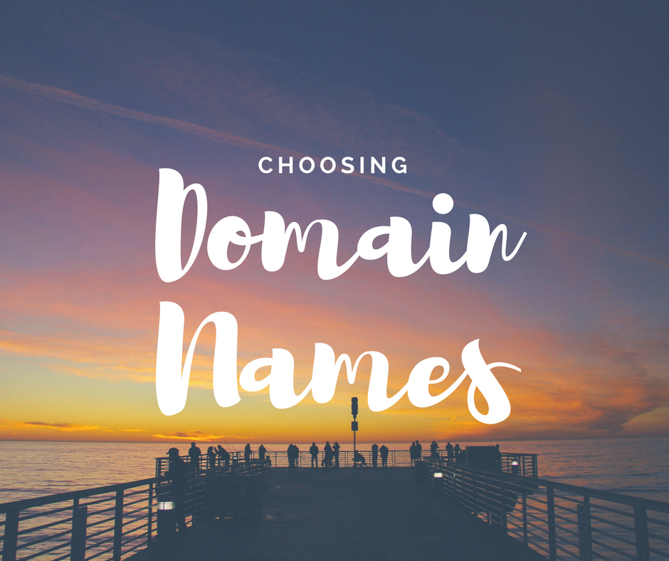 IDENTIFYING Domain Names