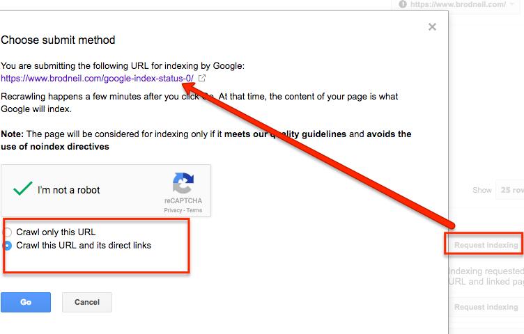 fetch as google step 2
