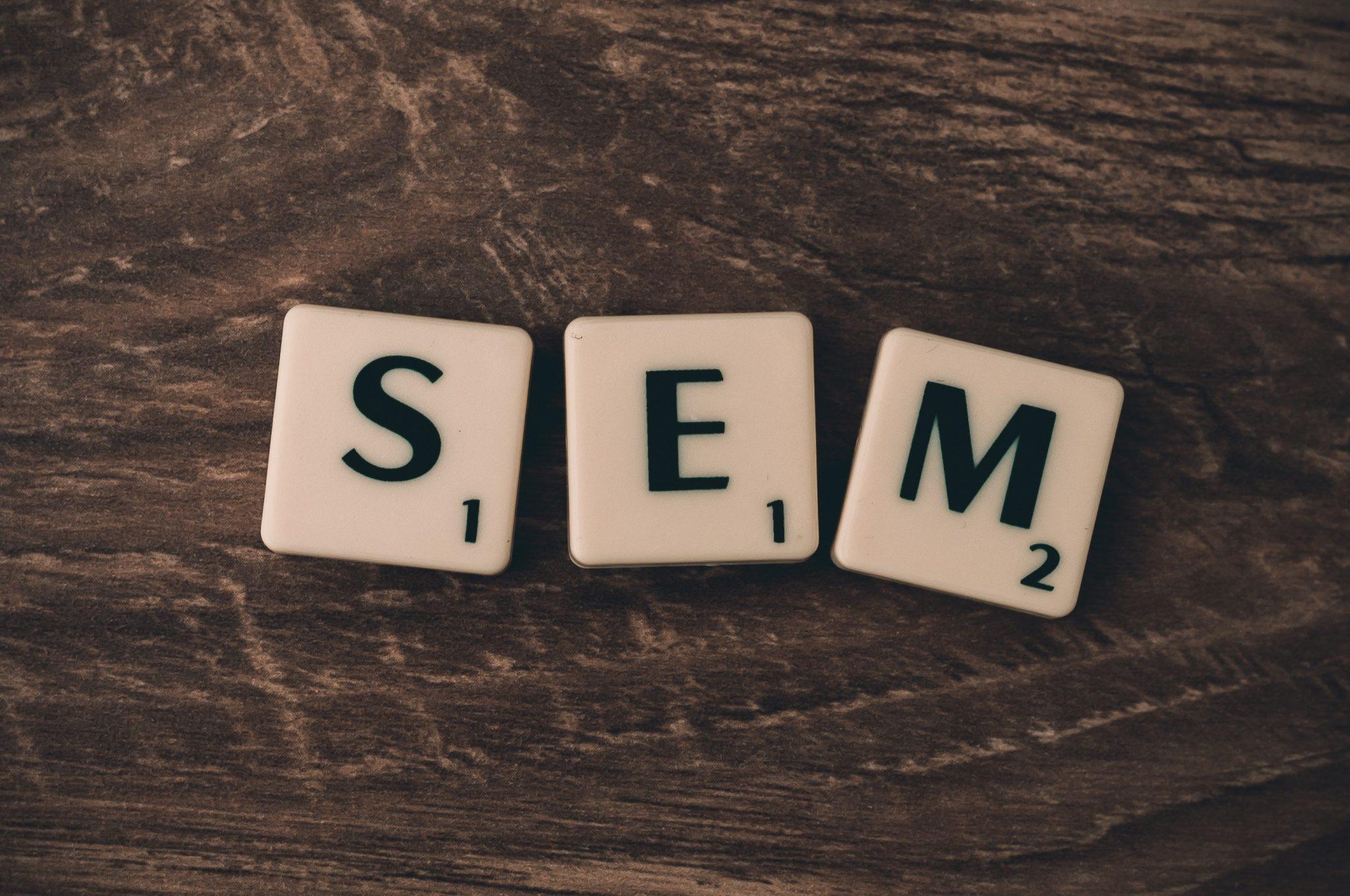 SEM-alphabet-conceptual-display-Pexelcom