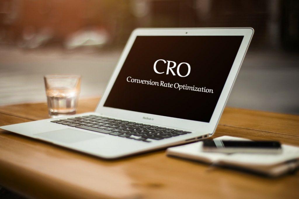 CRO: Conversion Rate Optimization