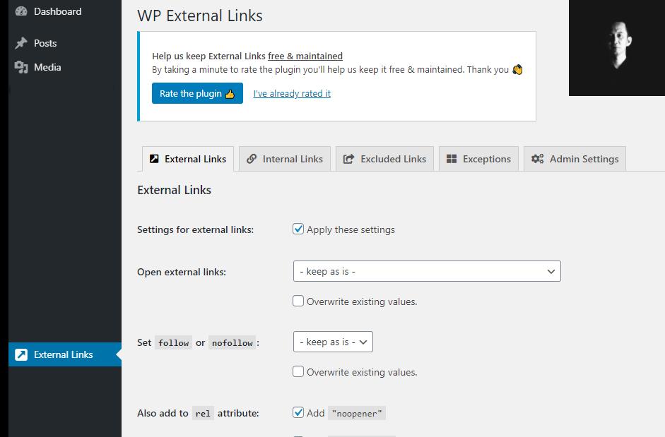 step-1 BrodNeil.com WP External Links