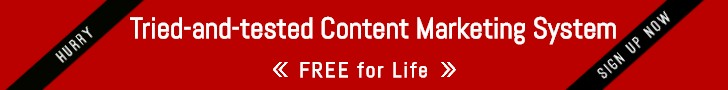 Tried-and-Tested Content Marketing System