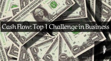 Cash Flow: Top 1 Challenge in Business brodneil.com