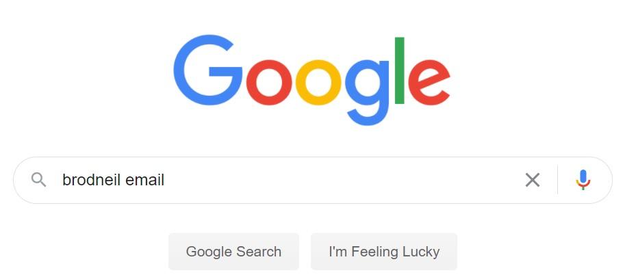 Google-emailfind