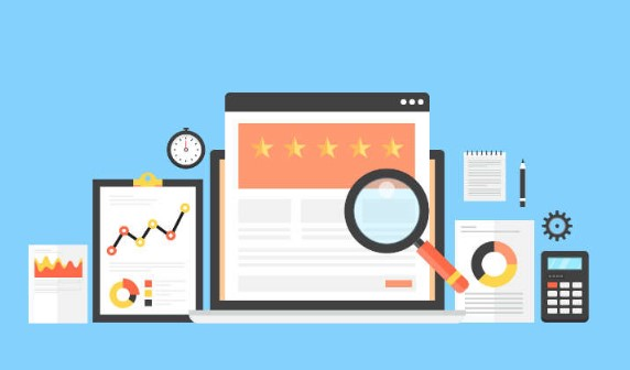 10-point checklist to know how perfectly your website is optimized -magnifying glass