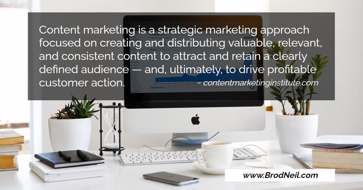 Strategic Marketing Approach - befunky