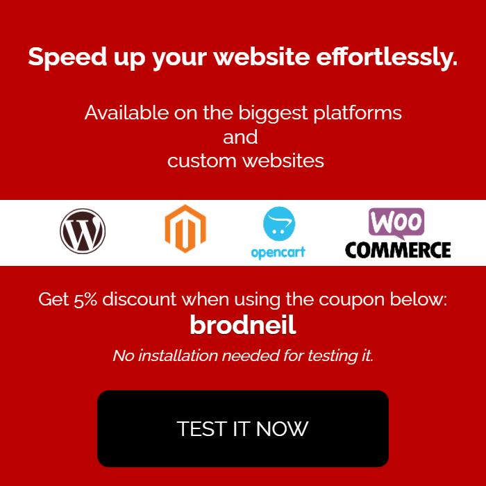 effortless website speed optimization