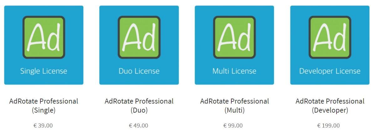 AdRotate-pricing