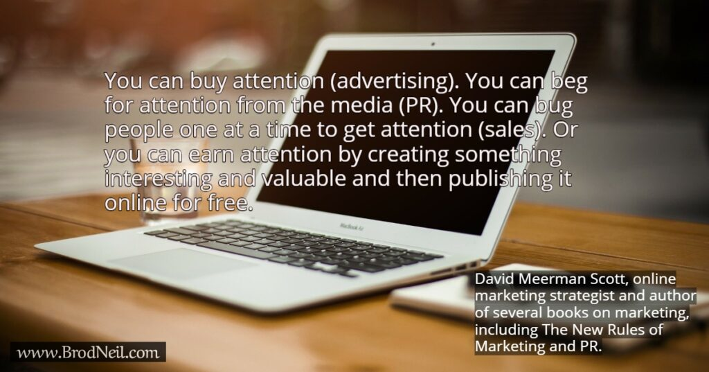 quote on marketing