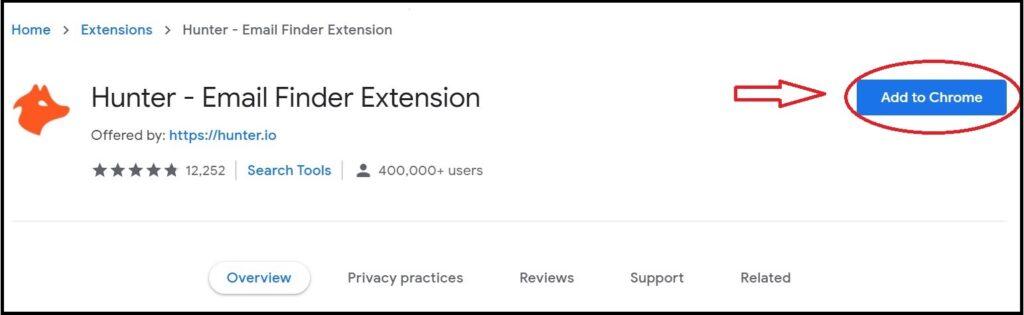 Chrome extension2