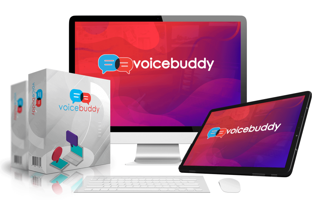 Create Natural Sounding Voices with VoiceBuddy 3