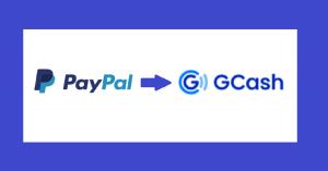 PayPal to GCash logos