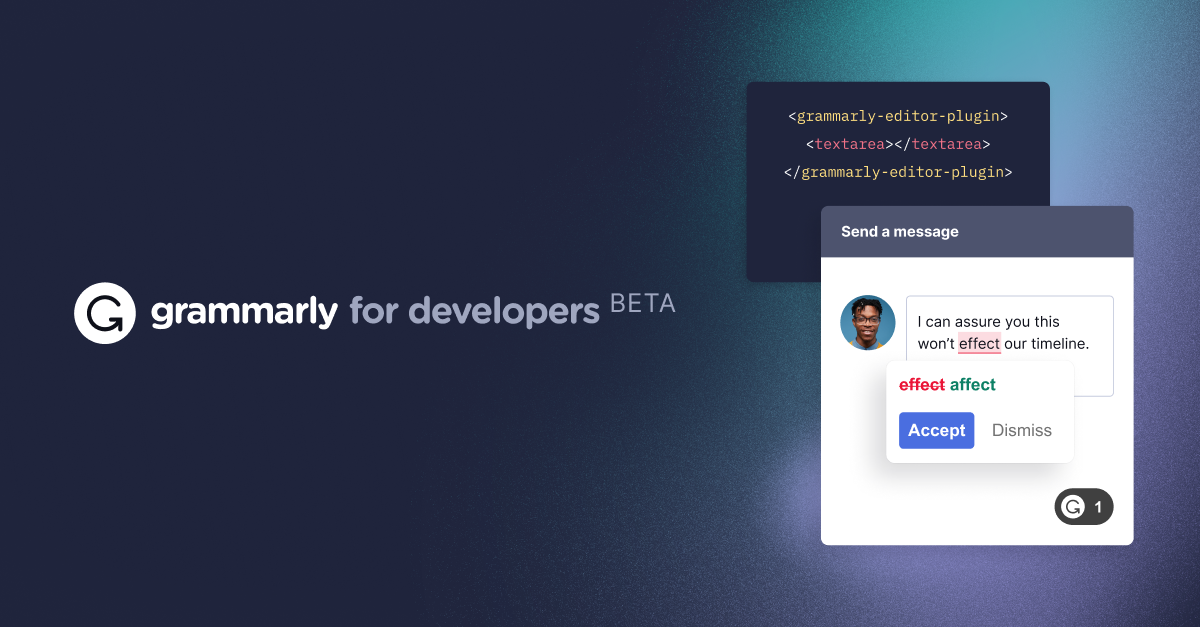 The Grammarly SDK Beta Allows Developers to Incorporate Automated Text Correction into Any Web Application 4